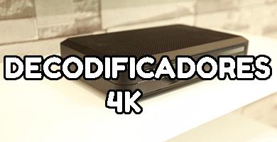 Decodificadores 4k