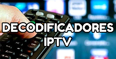 Decodificadores iptv